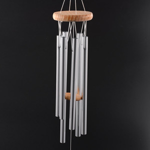 Antique Resonant 6 Tubes Wind Chime Bells Hanging Living Bed Home Decor Gift Car Outdoor Yard Garden Deco Wind Chimes