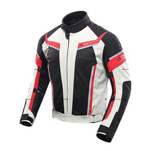 Giacca da moto Uomo Moto Estate Summer Protective Motorcycle Suit Mesh Moto Racing Giacche Abbigliamento Motorbiker Blouson Dimensione M-2XL
