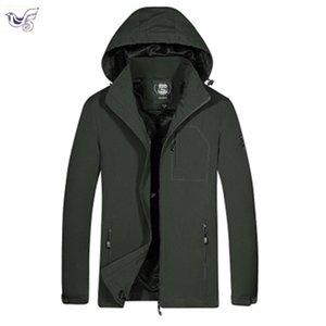 XIYOUNIAO Automne veste noire hommes vestes minces hommes occasionnel amant veste hip hop coupe-vent manteau à capuchon parka fermeture à glissière