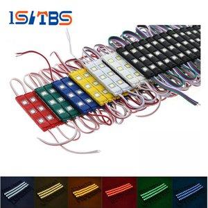 LED 모듈 5050 3 Led 방수 IP65 Led 조명 DC 12 볼트 채널 편지 광고 표지판 백라이트 20 개 / 몫