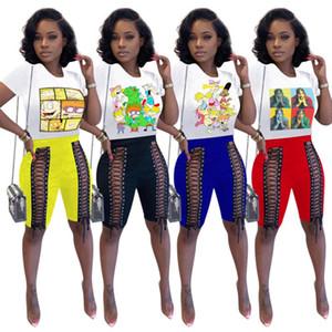 Kadın Şort kıyafetler 2 parçalı set spor kadın tasarımcı eşofman gündelik spor takım elbise yeni sıcak satış yaz giyim klw3536 womens