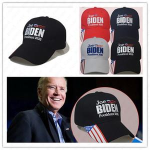 Joe Biden Casquette de baseball États-Unis d'Amérique élection réglable de base-ball Chapeaux d'extérieur Boule Lettre Cap Broderie Président 2020 Vote Chapeau Visor D6505
