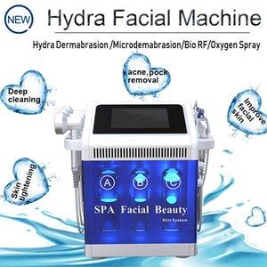 2019 ossigeno viso macchina portatile pelle peeling professionale microdermoabrasione macchina vacuum terapia viso pulizia diamante peeling