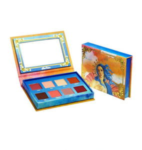 Hot Newest Lime Crime Makeup Palette VENUS 8 color Retro Eyeshadow Palette Stunning Beauty Eyeshadow Palettes
