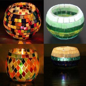320g Crystal Mosaic Stones Glass Mosaic Decoration Stones Mosaic Tiles For Craft Ceramics