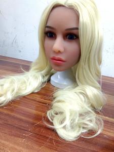 # 73 adulti testa bambola con con m16 connettore maschio bambola Stampo per Big Size Love Dolls 135 centimetri, 170 centimetri Sex Toy Doll (solo testa)