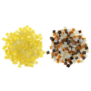 Wholesale Lots 500 Multicolor Mosaic Tiles Tessera Pieces DIY Craft Toys