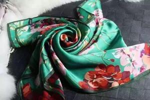 Fashion-бренд Известный дизайнер длинный шарф, женские шелковые scraves, 100% высшего сорта шелка, размер 70 * 180 см.
