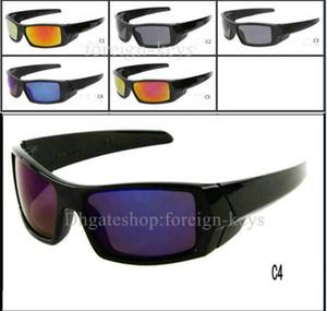 Lunettes de soleil New arrivée des hommes célèbres lunettes de soleil design de haute qualité Prix Discount 5 couleurs peuvent être sélectionnées 10pcs vendre.