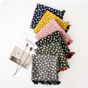 Yitao lenço da cópia do leopardo lenço de seda Outono Joker Leisure Time Mianma vento Sinta Scarf Fundo Longo Mulher xaile dupla PurposeNew Hot Moda