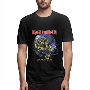 Iron Maiden T Shirt cute shirts Wildest Dreams Vortex Band Logo Official Mens New Black Shirts Graphic Shirt s5502