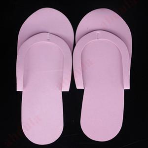 Monouso Prezzo pistone di EVA di fabbrica di ordine all'ingrosso pistone di EVA Foam salone di bellezza SPA Hotel Slipper Disposable Pedicure pantofole Estate 26 * 11cm