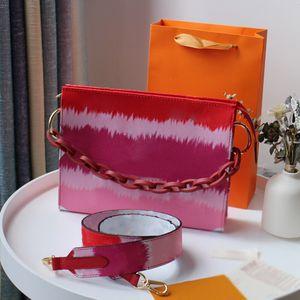 donna borsa progettista crossbody Pochette estive di lusso progettista borse borse IGIENICA SACCHETTO XL donne tote bag borse catena ESCALE