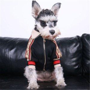 Moda Günlük Köpek Gömlek Nakış Yüksek Kaliteli Kişilik Pet Coat Yeni Harf Desen Kedi Giyim Hızlı Gemi