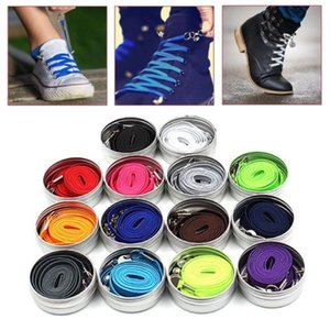 2019 Boucle drôle rapide Lacets élastique No Tie Laces Lazy espadrille Accessoires de chaussures pratique