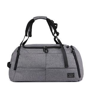 Gym Bag With Wet Zipper Pocket & Shoes Compartment Anti Theft Multifunction Men Women Sports Bags Yoga Backbag Handbag Travel Duffel Bag