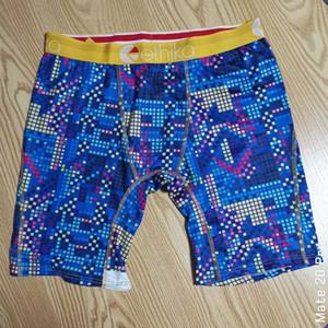Aléatoire style Hommes Boxer Sport Ethika Sous-vêtements techniques rapides Briefs secs Boxeuses impression Graffiti Shorts Leggings Plage de bain design
