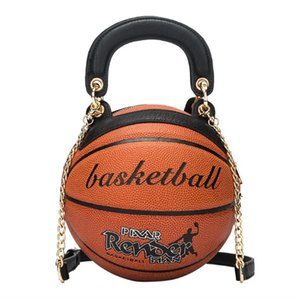 Le donne della borsa della spalla 2019 il nuovo disegno Basket Calcio Donne borse borse Messenger Bag