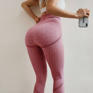 Womens Yoga Pants Fashion Solid Color Breathable Women Jogger Pants New Arrival Skinny Track Pants for Sports Size S-L