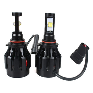 CAR 2PCS High Power 9006 30W MKR 3000LM LED Headlight Conversion Kit Bulbs DC12-24V