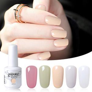 Elite99 15ml Glaze Soak Off Gel UV LED unhas de gel Art Nail Polish Primavera cores laca Semi Permanente Esmalte Verniz