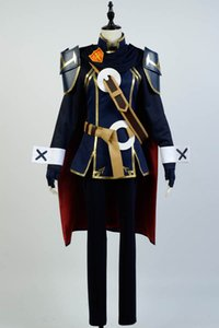 2016 New Fire Emblem Awakening Lucina Battle frame Full Set Uniform Halloween Carnival Cosplay Costume Made
