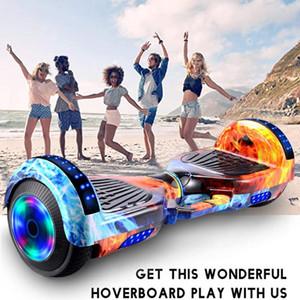 Rueda inteligente Hoverboard monopatín Bluetooth autobalanceo Vespa flash Ruedas 2 Ruedas autobalanceo Vespa # 45