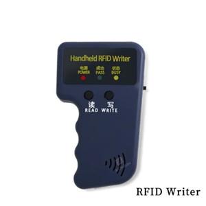 Fabricante chino Handheld 125kHz RFID ID de la tarjeta de identificación / Duplicador de copier
