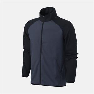Mens Designer Giacche a maniche lunghe Casual Wind Breaker Cappotti Plus Size Sport Capispalla Abbigliamento uomo