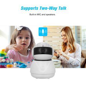 Caméra Wifi Caméra de sécurité 1080P intelligente vision nocturne CCTV caméra 2MP Moniteur bébé Home Security Caméras de surveillance Caméras IP sans fil