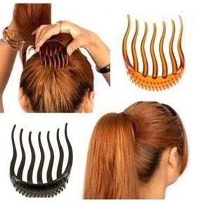 Инструменты для укладки и стайлинг плетельных женщин способа укладки волос клип Стик Bun Maker Braid Инструмент для волос Аксессуары плетельных