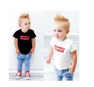 2020 New Designer Brand 1-9 Years Old Baby Boys Girls T-shirts Summer Shirt Tops Children Tees Kids Clothing childrens shirts coat biog8se