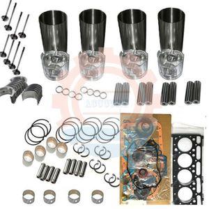 Капитальный ремонт Rebuild Kit для Mitsubishi 4DR51 4DR5 кольца поршневого Liner подшипника
