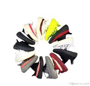 Designer Brand Kids Shoes Baby Toddler Run Shoes Kanye West 2.0 Running Shoes V2 ChildrenBoys Girl ssYEzZYSYeZzyv2 350 boost