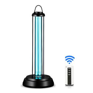 110V 60W UV antiseptik Işık Ultraviyole Dezenfeksiyon Ozon Sterilizasyon Lambası