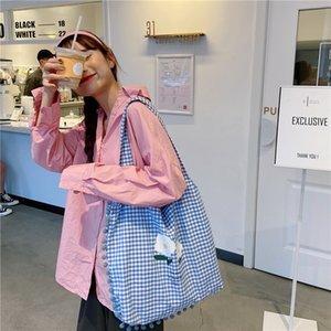 Ladies Handbags Cloth Canvas Tote Bag Cotton Shopping Women Eco Reusable Shoulder Shopper Bags reusable grocery bags