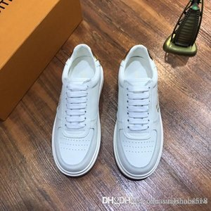 High-quality men's and women's fashionable basketball shoes, new popular fashion travel shoes and comfortable leather flat travel