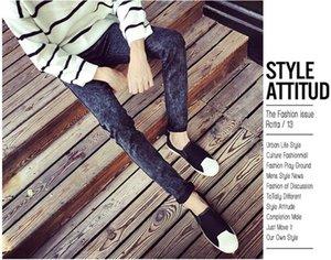 Designer Pantalon Skinny Crayon Hommes causales Mid taille standard Slim longues Jeans Femme Automne Homme Apparel