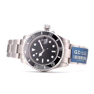 Classic 3-Pin-Uhr der Männer 316L Edelstahl-Gehäuse / Bügel automatische mechanische Bewegung importiert fälschungssicheren Standard Kristallspiegel