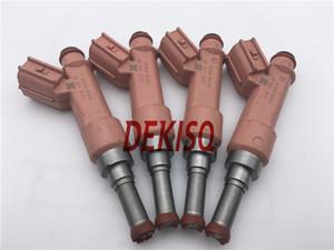 OEM rosado 23209-0T050 de la boca del inyector de combustible para el banco de flujo japonés del inyector de combustible del coche