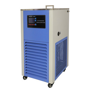 ZOIBKD 30L LAB-Reaktion Rotationsverdampfer Glasreaktionsgefäß Hilfsgeräte LAB LOW TEMP TEMP-Kühlung Flüssigkeitszirkulationspumpe