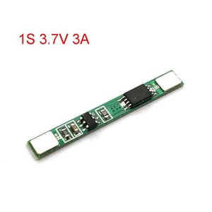 Consumer Electronics 5 Pcs 1S 3.7V 3A li-ion BMS PCM battery protection board pcm for 18650 lithium ion li battery