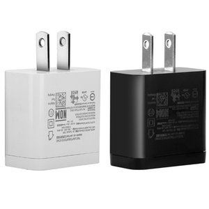 QC3.0 Fast Quick Charging US Ac Home Travel Wall Charger Power Adapter For Samsung Galaxy s8 s10 note 10 htc android phone pc