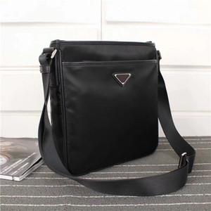 Küresel ücretsiz gönderim 0797 boyutu 27cm 26cm 6cm klasik lüks çanta tuval deri sığır derisi erkek omuz çantası en kaliteli çanta