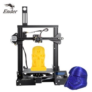 CREALITY 3D Ender-3   Ender-3 PRO 3D Printer Upgraded Magnet Build Plate Failure Printing MeanWell Power 6.19 Delivery