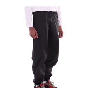 19FW Europa Pantalones Pequeño logotipo bordado de la calle Negro Pantalones de la manera caliente venta de la alta calidad Hombres Mujeres Pareja pantalones simple HFWPKZ112