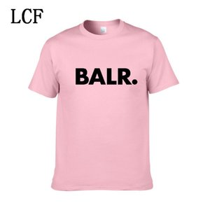 2020 Nova BALR Designer camisetas Hip Hop Mens Designer camisetas marca de moda das mulheres dos homens de manga curta tamanho grande XS-XXL EL-10