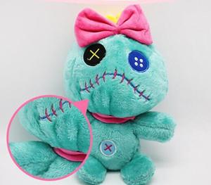 Nueva 12cm Kawaii Lilo Stitch iAndi Scrump juguetes de peluche muñeca Stich suave felpa animales de peluche Juguetes para niños de los niños del regalo de cumpleaños