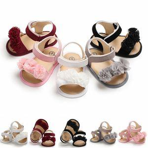 0-18M Baby-reizende Sandalen Sneakers-Kleinkind weiche Krippe erste Wanderer-Schuh