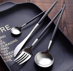Западная Португалия Стиль Столовые Приборы Наборы Из Нержавеющей Стали Столовые Приборы Посуда Посуда Набор В Том Числе 1 Чайная Ложка+1 Столовая Ложка+1 Вилка+1 Нож